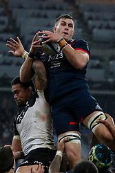 France's Paul Jedrasiak during a rugby friendly Test match, France vs New-Zealand in Stade de France, St-Denis, France, on November 11th, 2017. France New-Zealand won 38-18. Photo by Henri Szwarc/ABACAPRESS.COM