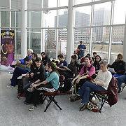 Clown Auditions Newark 3/12/14