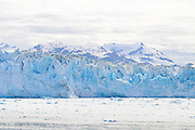 Hubbard Glacier ice In The Wrangell St Elias National Park,