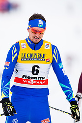 January 6, 2018 - Val Di Fiemme, ITALY - 180106 Alexey Poltoranin of Kazakhstan competes in men's 15km mass start classic technique during Tour de Ski on January 6, 2018 in Val di Fiemme..Photo: Jon Olav Nesvold / BILDBYRN / kod JE / 160123 (Credit Image: © Jon Olav Nesvold/Bildbyran via ZUMA Wire)