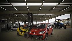 Obras na sede da Pestana Leilões em Tijucas - SC. FOTO: Jefferson Bernardes/ Agência Preview