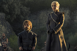 September 1, 2017 - Peter Dinklage, Emilia Clarke..'Game Of Thrones' (Season 7) TV Series - 2017 (Credit Image: © Hbo/Entertainment Pictures via ZUMA Press)