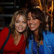 Bekendmaking Nominaties TMF Awards 2005, Sita Vermeulen en Bouchra Tjon Pon Fong van K-otic