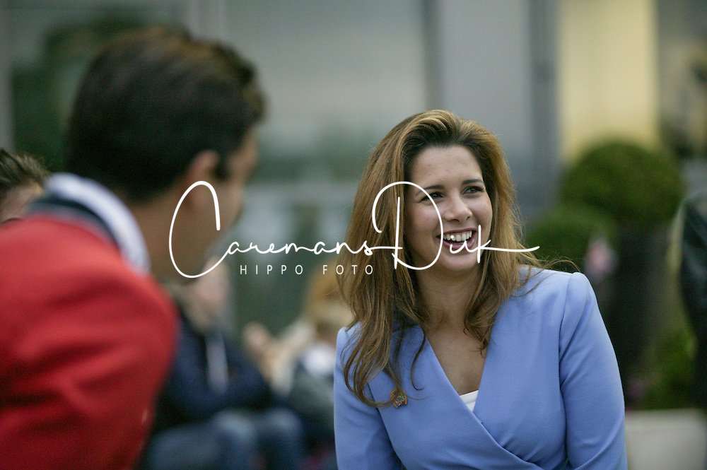 H.R.H Princess Haya<br />