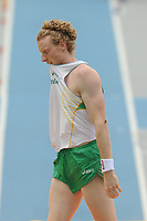 ATHLETICS - IAAF WORLD CHAMPIONSHIPS 2011 - DAEGU (KOR) - DAY 1 - 27/08/2011 - PHOTO : STEPHANE KEMPINAIRE / KMSP / DPPI - <br /> POLE VAULT - MEN - QUALIFICATION - STEVEN HOOKER (AUS)