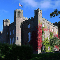 Scone Palace In Autumn