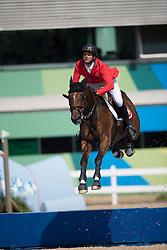 Guerdat Steve, SUI, Nino Des Buissonnets<br /> Olympic Games Rio 2016<br /> © Hippo Foto - Dirk Caremans<br /> 16/08/16