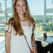 NLD/Amsterdam/20150608 - Inloop uitreiking Hi-Tec Awards 2015, Fabienne de Vries