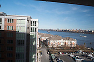 Raw 11 Floor, View From Nine on the Hudson, West New York, NJ