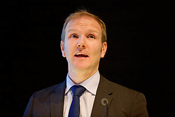 Graeme Roy, head of economics and director at the Fraser of Allander Institute, at a briefing on the Scottish budget held at the National Museum of Scotland. pic: Terry Murden @edinburghelitemedia