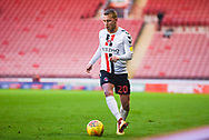 Chris Solly of Charlton Athletic (20) in action during the EFL Sky Bet League 1 match between Barnsley and Charlton Athletic at Oakwell, Barnsley, England on 29 December 2018.