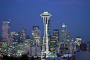 Space Needle, Seattle, Washington, USA<br />
