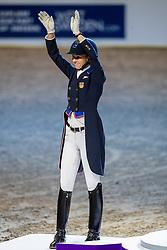 Graves Laura, USA<br /> LONGINES FEI World Cup™ Finals Gothenburg 2019<br /> © Hippo Foto - Dirk Caremans<br /> 06/04/2019