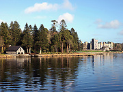 An aerial view of the Hotel Europe on Lough Lein in 2006.<br /> Picture by Don MacMonagle<br /> e: info@macmonagle.com