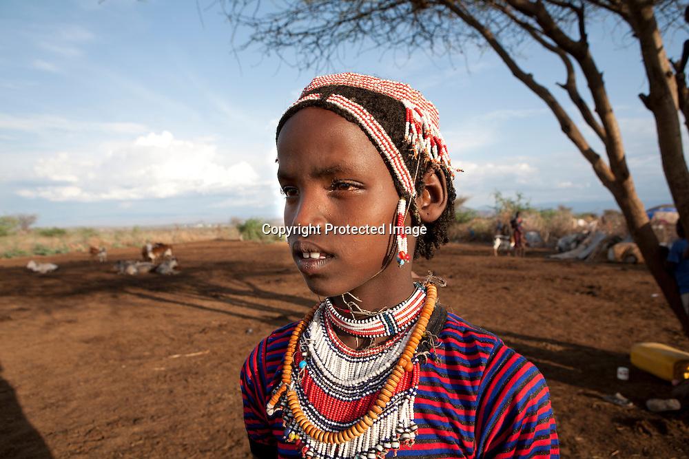 Halima is an ethiopian girl living in Ethiopia