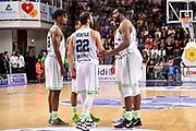 Team Banco di Sardegna Dinamo Sassari<br /> Banco di Sardegna Dinamo Sassari - Lietkabelis Panevezys<br /> FIBA Basketball Champions League BCL 2019-2020<br /> Sassari, 16/10/2019<br /> Foto L.Canu / Ciamillo-Castoria