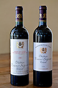 Fine wine Chateau Beau-Sejour Becot 1990 vintage Grand Cru Classe Saint Emilion Grand Cru and 2006, Bordeaux, France