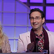 NLD/Hilversum/20110211 - 3de Liveshow SBS Sterren Dansen op het IJs 2011, jurylid, Marc Forno