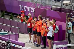 Team Germany, Koschel Jurgen, Dr Niederhofer Mathias, Melzer Hans, ...<br /> Olympic Games Tokyo 2021<br /> © Hippo Foto - Dirk Caremans<br /> 31/07/2021