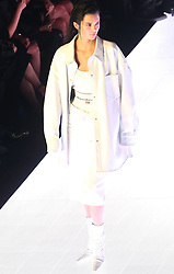 Kendall Jenner at the catwalk Alexander Wang Show in New York City. 31 May 2019 Pictured: Kendall Jenner. Photo credit: MEGA TheMegaAgency.com +1 888 505 6342