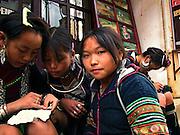 Vietnam, Sapa : minorities
