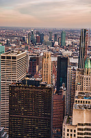 Midtown (foreground) & Long Island City, Queens (background)