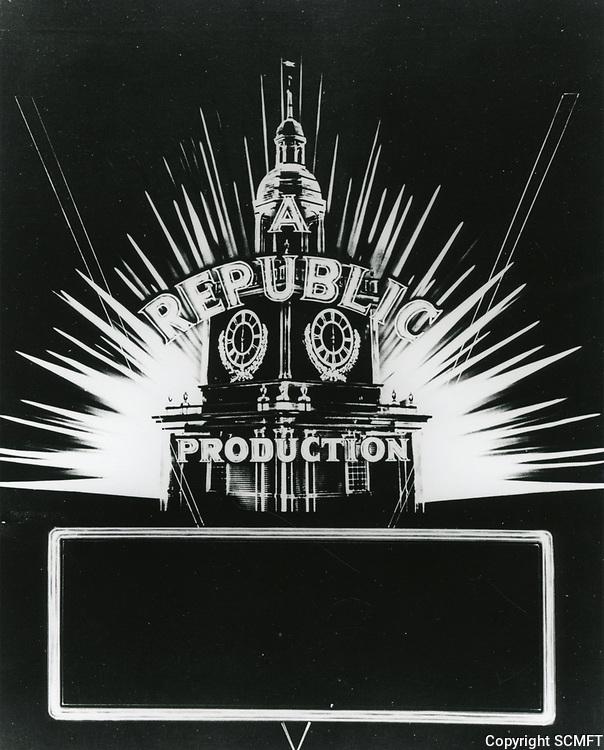 1949 Logo for Republic Studios
