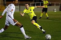 John Rooney. Bromley FC 0-2 Stockport County. Vanarama National League. Hayes Lane. 5.12.20