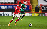 Charlton's Jake Forster-Caskey during the EFL Sky Bet League 1 match between Charlton Athletic and Rochdale at The Valley, London, England on 12 January 2021.