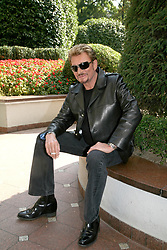 French icon, worldwide famous singer and actor Johhny Hallyday (born Jean-Philippe Smet) dies today at 74, for a cancer. File images from an exclusive set in Milano, Italy, near 2007. 06 Dec 2017 Pictured: Johnny Hallyday. Photo credit: Bruno Marzi / MEGA TheMegaAgency.com +1 888 505 6342