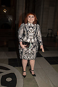 BETH DITTO, Annabelle Neilson , Alexander McQueen: Savage Beauty Gala, Victoria and Albert Museum, and A. 12th March 2015