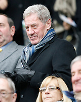 Photo: Steve Bond/Richard Lane Photography. Leicester City v Scunthorpe United. Coca Cola Championship. 13/02/2010. Leicester Chairman Milan Mandaric in the stand