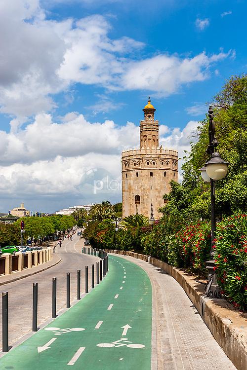 Torre del Oro. Sevilla ©Country Sessions / PILAR REVILLA