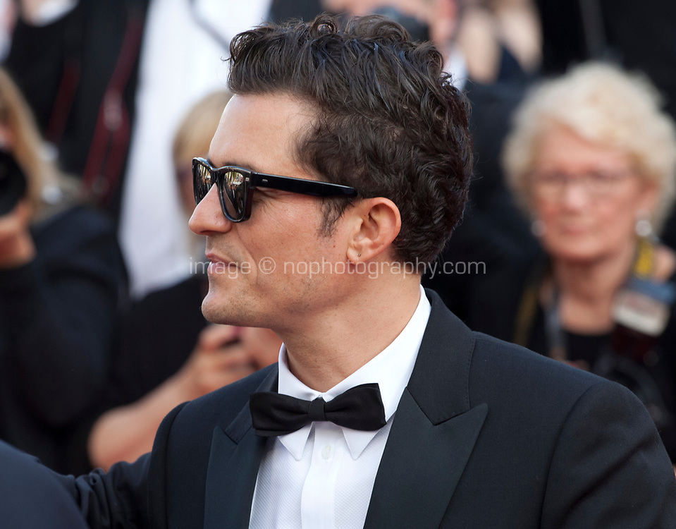 Orlando Bloom at the The Traitor (Il Traditore) gala screening at the 72nd Cannes Film Festival Thursday 23rd May 2019, Cannes, France. Photo credit: Doreen Kennedy