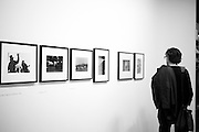From April 9 to May 31, La Fábrica exhibits the work of french photographer Bernard Plossu  at La Fábrica, Madrid. Plossu presents around 40 photographs among which are 25 new works from American West take in the 1970s and a selection of 12 of his most recognizable images.
