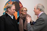 JAMES BIRCH, LOUISA BUCK, ADRIAN DANNATT, Them, Redfern Gallery PV. Cork St. London. 22 January 2020