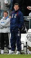 Photo: Dave Linney.<br />Derby County v Burnley. Coca Cola Championship. 11/03/2006.Burnley's Mgr Steve Cotterill