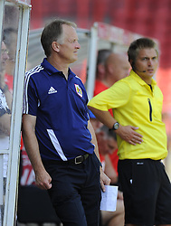 Bristol City Head coach, Sean O'Driscoll - Photo mandatory by-line: Joe Meredith/JMP - Tel: Mobile: 07966 386802 13/07/2013 - SPORT - FOOTBALL - Bristol -  Bristol City v Glasgow Rangers - Pre Season Friendly - Bristol - Ashton Gate Stadium