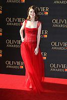 Rose Leslie, The Olivier Awards, Royal Albert Hall, London UK, 09 April 2017, Photo by Richard Goldschmidt