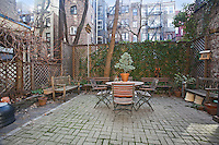 Garden at 512 East 11th Street