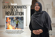 Assignment. Portraits of Tunisians who are disappointed by the revolution. (Tunisia)