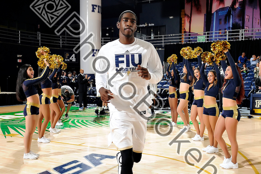 2016 January 28 - Florida International University fell to Charlotte, 69-72, at FIU Arena, Miami, Florida. (Photo by: Alex J. Hernandez / photobokeh.com) This image is copyright by PhotoBokeh.com and may not be reproduced or retransmitted without express written consent of PhotoBokeh.com. ©2016 PhotoBokeh.com - All Rights Reserved