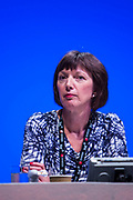 Francis O'Grady, General Secretary of the TUC. speaking at the TUC Congress 2013, Bournemouth International Centre, Dorset, United Kingdom.