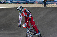 #210 (CHRISTENSEN Simone) DEN at the 2013 UCI BMX Supercross World Cup in Chula Vista