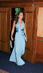 KATE MIDDLETON at the Boodles Boxing Ball in aid of the sports charity Sparks  organised by Jez lawson, James Amos and Charlie Gilkes held at The Royal Lancaster Hotel, Lancaster Terrae London W2 on 3rd June 2006.<br /> <br /> NON EXCLUSIVE - WORLD RIGHTS