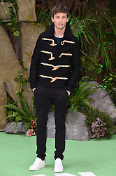 Eddie Redmayne attending the Early Man World Premiere held at the BFI Imax, London. Picture date: Sunday January 14th, 2018. Photo credit should read: Matt Crossick/ EMPICS Entertainment.