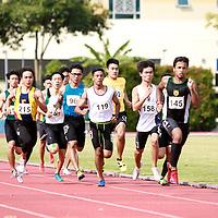 A Div Boys 800m