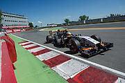 Canadian Grand Prix 2014, Sergio Perez (MEX), Force India-Mercedes