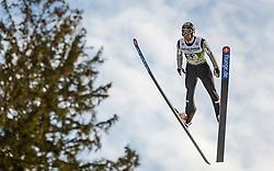 03.01.2014, Bergisel Schanze, Innsbruck, AUT, FIS Ski Sprung Weltcup, 62. Vierschanzentournee, Qualifikation, im Bild Wolfgang Loitzl (AUT) // Wolfgang Loitzl (AUT) during qualification Jump of 62nd Four Hills Tournament of FIS Ski Jumping World Cup at the Bergisel Schanze, <br /> Innsbruck, Austria on 2014/01/03. EXPA Pictures © 2014, PhotoCredit: EXPA/ JFK