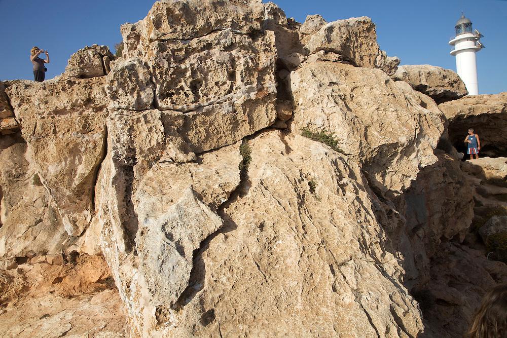28/Julio/2009 Formentera<br /> Faro de Cap de Barbaria<br /> <br /> © JOAN COSTA